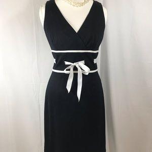 Positive Attitude Sleeveless Summer Dress